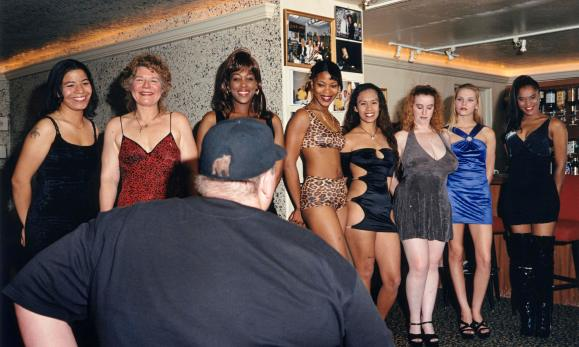 Line-Up, Madam Kitty's Cathouse, 1998
